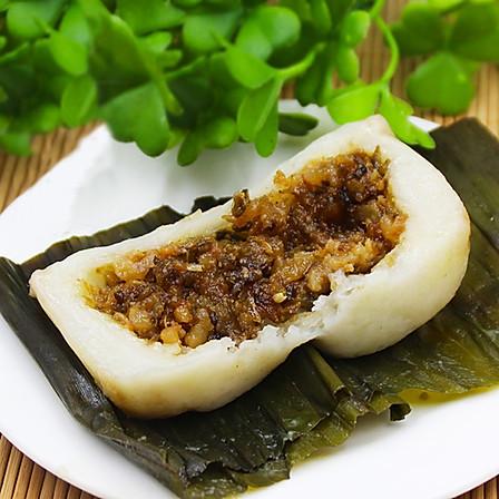 阙记 叶儿粑  猪肉芽菜馅 1kg(9个) 四川特色早餐(当日现做)