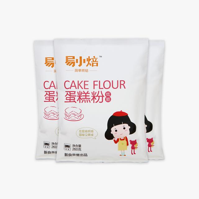 新良易小焙蛋糕粉3袋