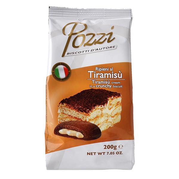 彼得pozzi提拉米苏味夹心饼干200g*2