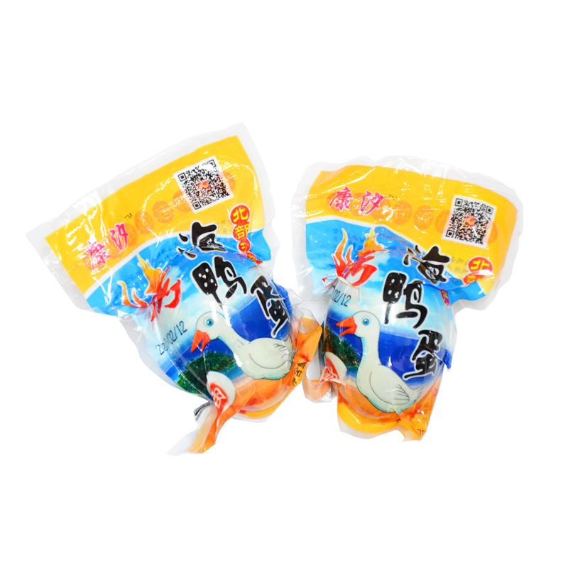 山海味道 广西北海烤海鸭蛋 70g*25枚