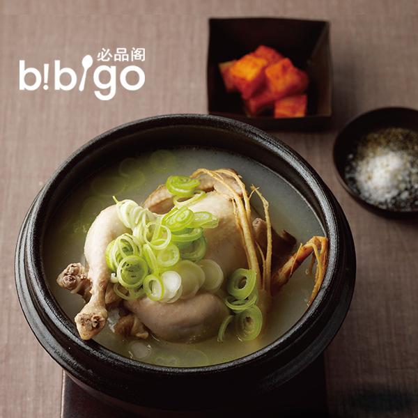 连续三年入选米其林韩餐 韩国风味 bibigo 参鸡汤 (必品阁出品)