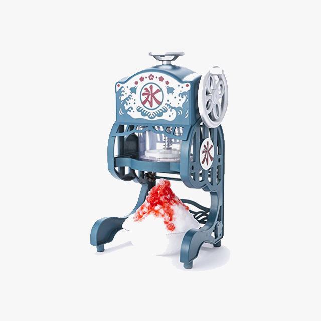 小丸子同款电动刨冰机