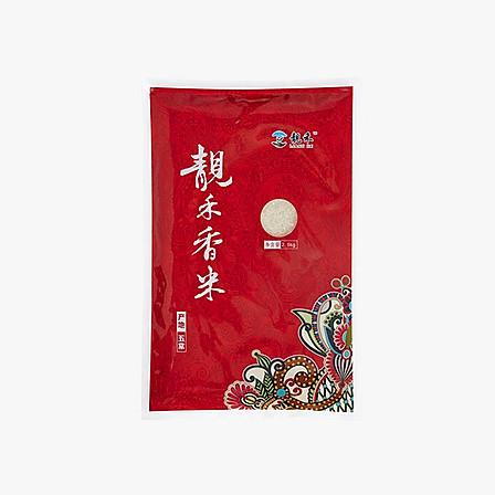 靓禾良仓 新米东北五常稻花香米5斤真空装